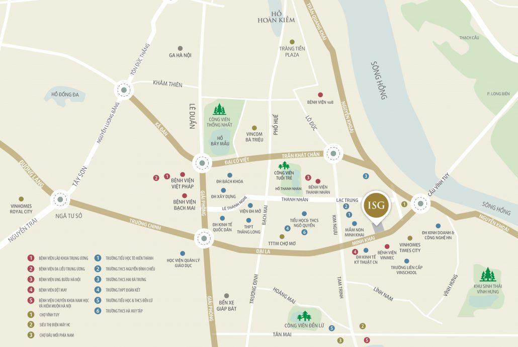 1. Map ISG-01