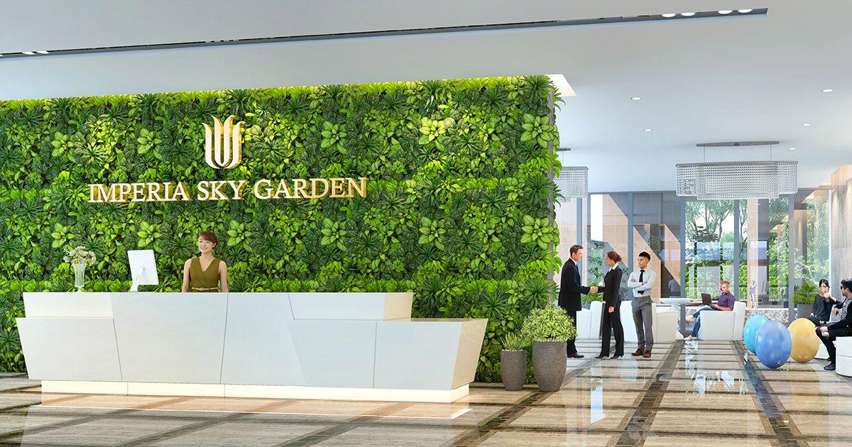 Imperia sky garden