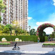 Dự án chung cư imperia sky garden 423 Minh Khai