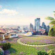 Vườn chân mây Imperia Sky Garden
