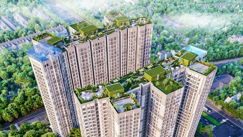 Dự án chung cư Imperia Sky Garden Minh Khai
