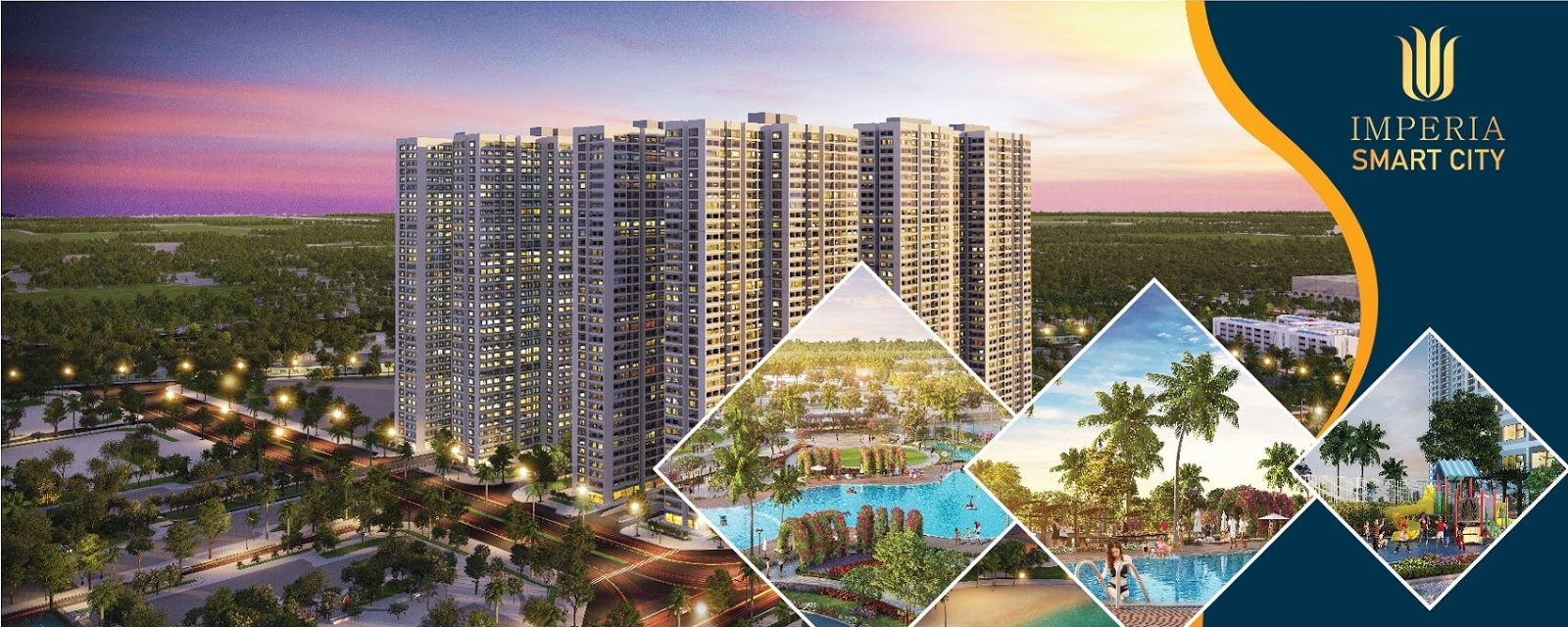 Imperia Smart City nâng tầm giá trị cuộc sống